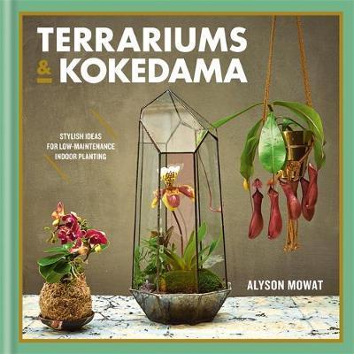 Terrariums & Kokedama by Alyson Mowat image