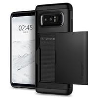 Spigen Galaxy Note 8 Slim Armor CS Case Black