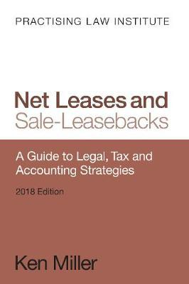 Net Leases and Sale-Leasebacks by Ken Miller