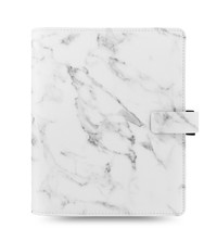 Filofax: Patterns A5 Organiser - Marble