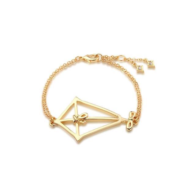 Couture Kingdom: Disney - Mary Poppins Kite Bracelet (Yellow Gold)
