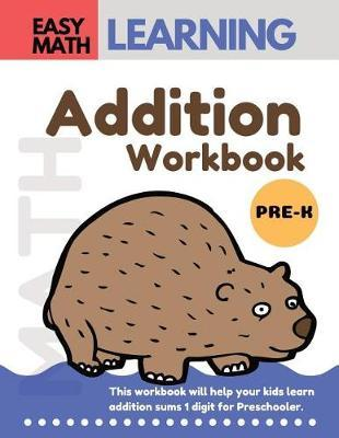 Addition Workbook by Johan Publishers