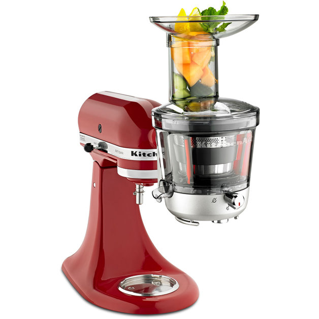 KitchenAid: Juicer & Sauce Attachment