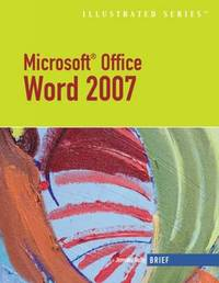 Microsoft Office Word 2007: Illustrated Brief by Jennifer Duffy image