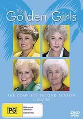 Golden Girls - Complete Second Season (4 Disc Set) on DVD
