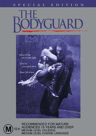 The Bodyguard - Special Edition on DVD image