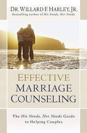 Effective Marriage Counseling by Willard F. Harley image
