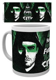 DC Comics: Arrow - You Failed This City Mug