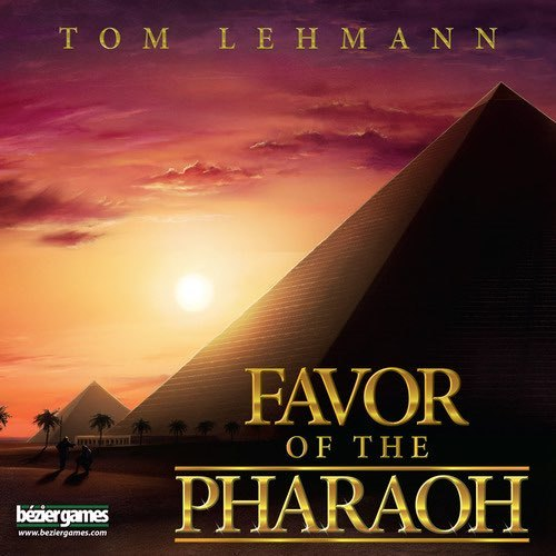Favor of the Pharaoh - Dice Game