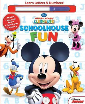 Disney Mickey Mouse Clubhouse: Schoolhouse Fun image