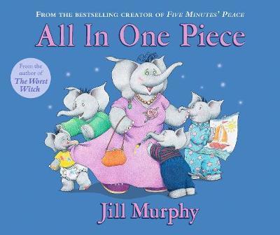All In One Piece by Jill Murphy image