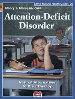Attention-deficit Disorder by Nancy L. Morse image
