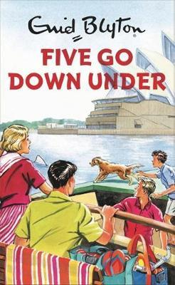 Five Go Down Under by Sophie Hamley image