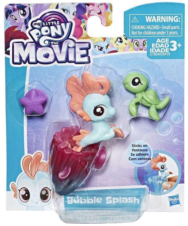My Little Pony: The Movie - Seapony Friends (Bubble Splash)