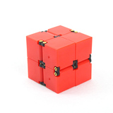 Infinity Cube - Red