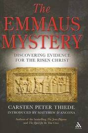The Emmaus Mystery by Carsten Peter Thiede image