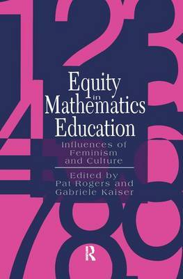 Equity In Mathematics Education by Gabriele Kaiser image