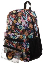 Pokemon: Eevee Evolutions - Sublimated Backpack