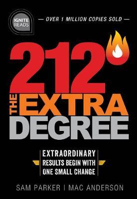 212 the Extra Degree | Sam Parker Book | In-Stock - Buy Now