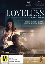 Loveless on DVD