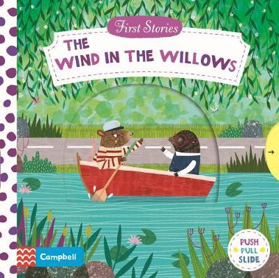 The Wind in the Willows by Campbell Books
