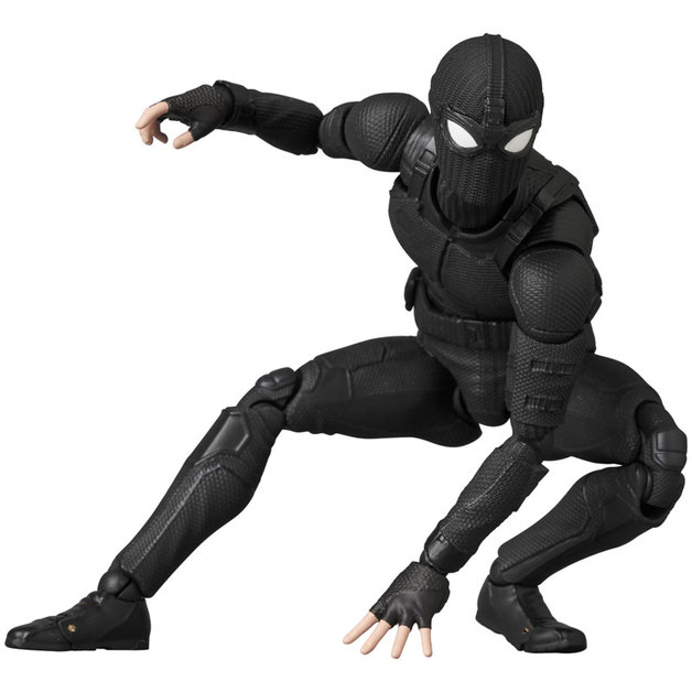 Spider-Man (Stealth Suit) - MAFEX Figure