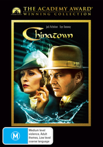 Chinatown (Academy Award Winning Collection) on DVD