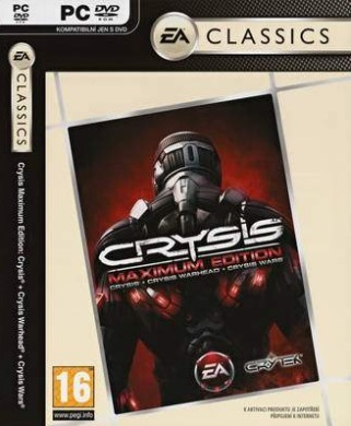 Crysis Maximum Edition (Value Game) for PC Games image