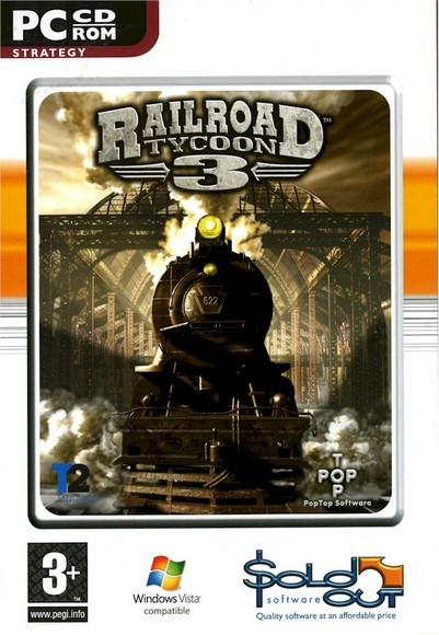 Railroad Tycoon 3 for PC Games