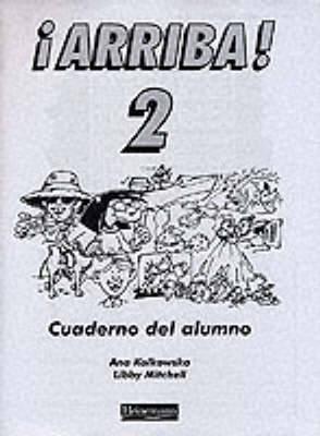 Arriba! 2 Workbook (Pack of 8)