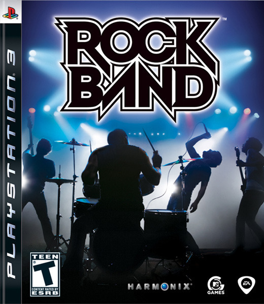 Rock Band (game only) for PS3