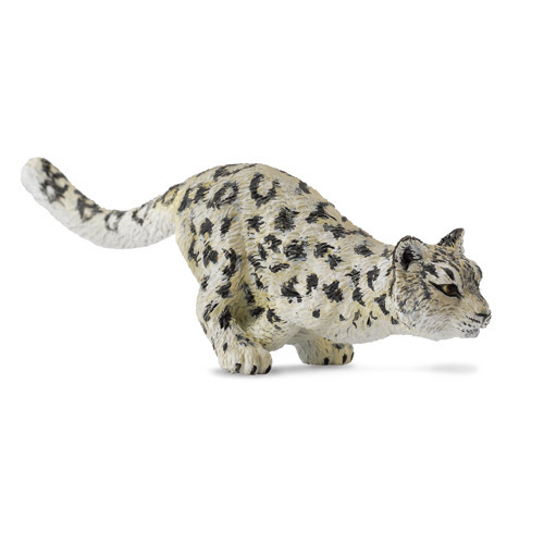 CollectA - Snow Leopard Cub: Running
