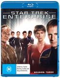 Star Trek Enterprise - The Complete Third Season on Blu-ray