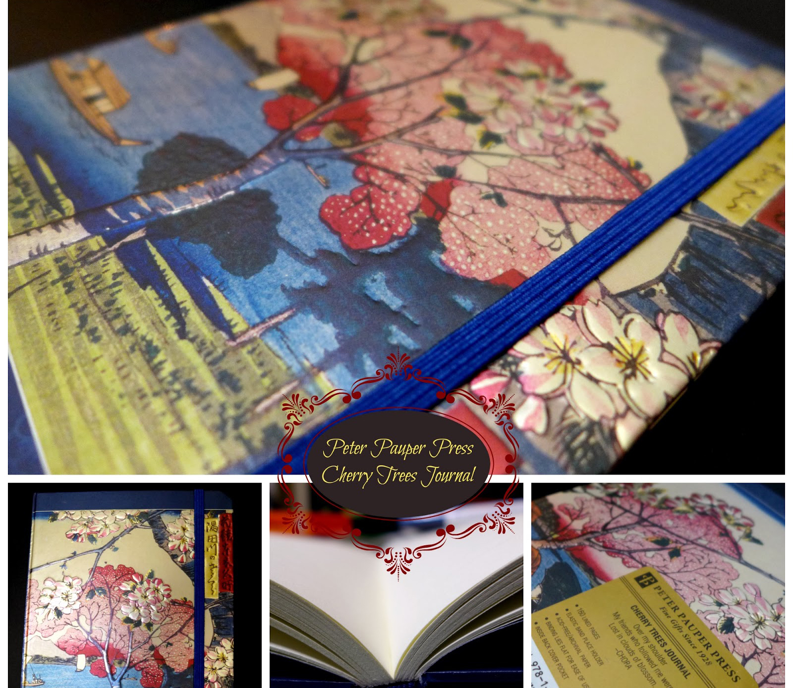 Cherry Trees Journal (Small) image