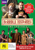 Horrible Histories: The Specials DVD
