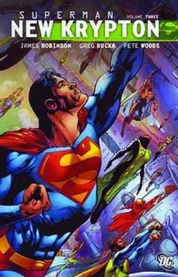 Superman: v. 3: New Krypton by James Robinson