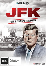 JFK: The Lost Tapes on DVD