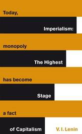 Imperialism by Vladimir Lenin