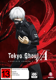 Tokyo Ghoul Root A Complete Season 2 on DVD