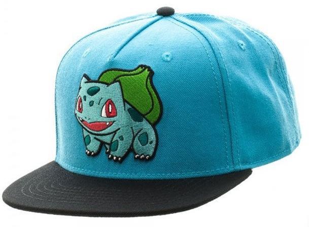 3dec7570bce44e Pokemon: Bulbasaur - Snapback Cap | at Mighty Ape Australia