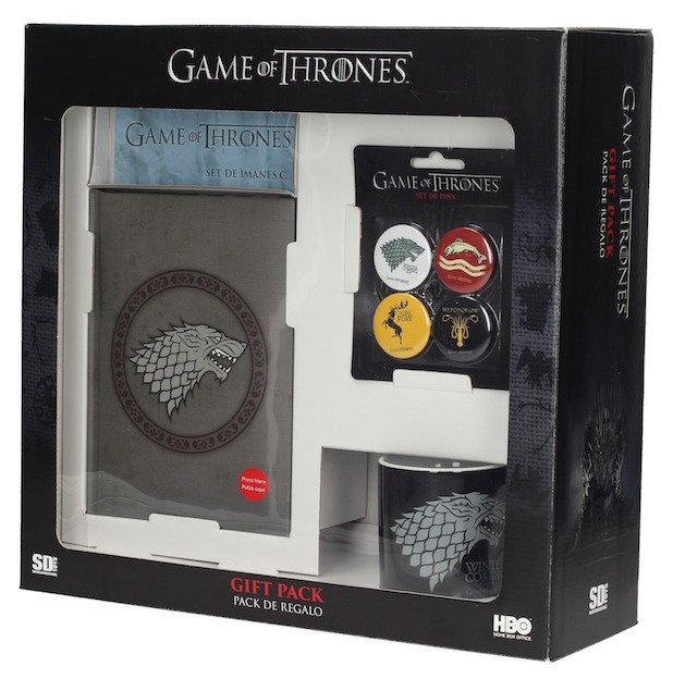 game of thrones gifts of thrones great houses gift box set at mighty ape nz 29576