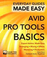 Avid Pro Tools Basics by Rusty Cutchin