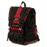 Marvel Deadpool Tactical Roll Backpack
