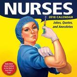 Nurses 2018 Day-To-Day Calendar by Andrews McMeel Publishing