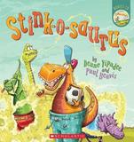 Stink-o-Saurus by Yipadee,Deano
