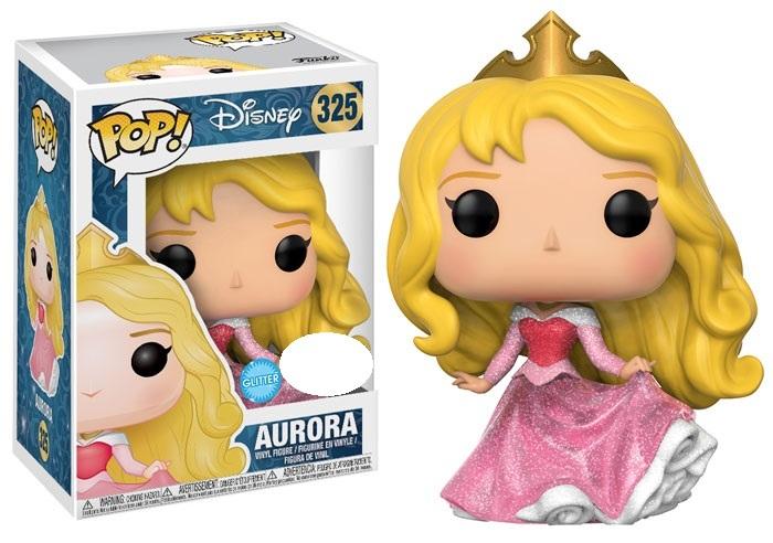 Disney - Aurora (Diamond Glitter Ver.) Pop! Vinyl Figure image