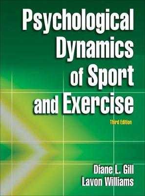 Psychological Dynamics of Sport by Diane Gill image