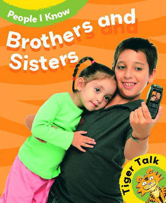 People I Know:Brothers and Sisters by Leon Read image