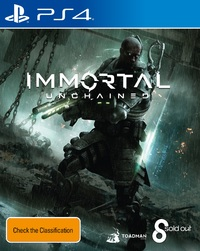 Immortal: Unchained for PS4