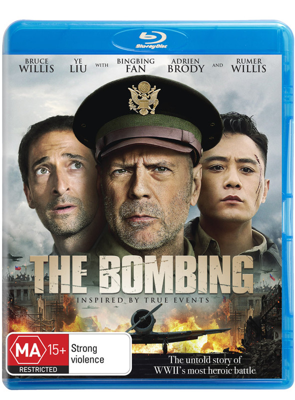 The Bombing on Blu-ray